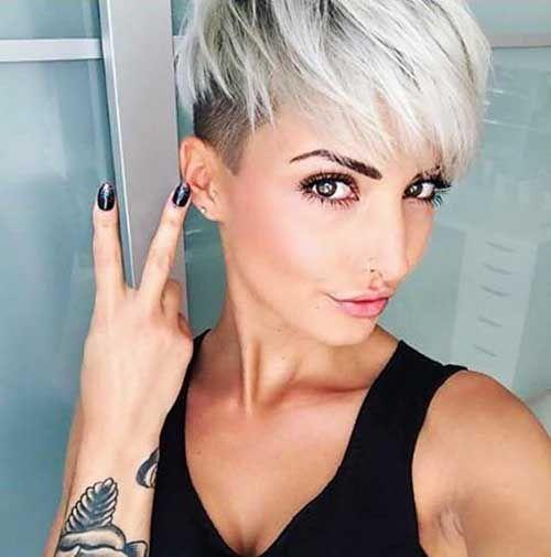 beyonce hair 2017 pixie cut - photo #39