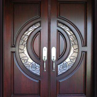 bgw unidad bgw e de madera de caoba puerta esta unidad de la puerta