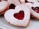 Image detail for -Linzer Tart Cookies