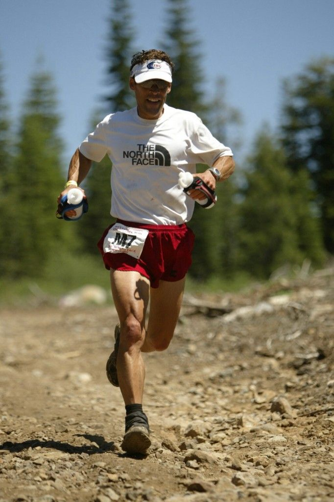Dean Karnazes - 2004 Badwater Ultramarathon Winner, ran 50 Marathons in all 50 States in