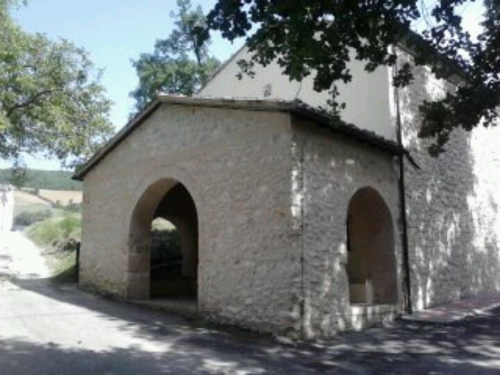 Castelli, Chiesa di S. Donato
