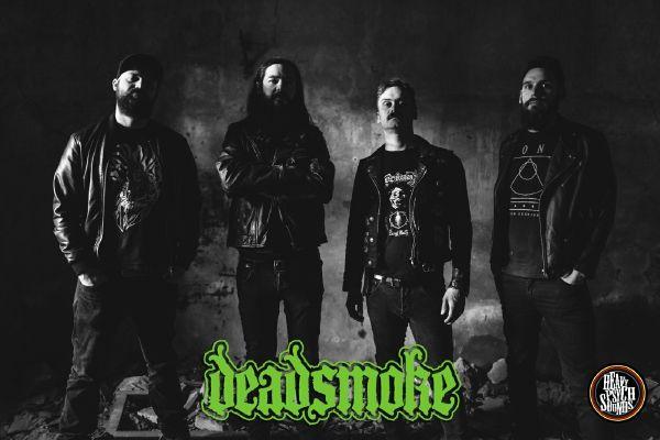 Deadsmoke: das bösartige neue Doom-Sludge-Meisterwerk - http://a.fotoglut.de/FQrpg
