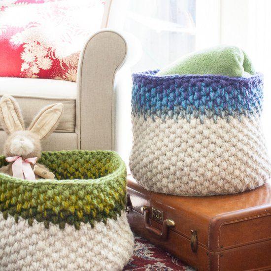 17 Best ideas about Crochet Basket Pattern on Pinterest ...