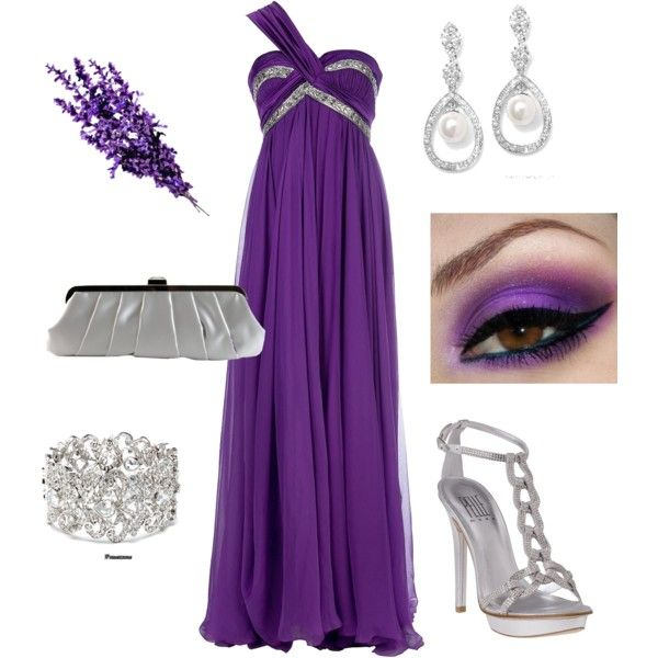 """""""Plum-tastic"""" by magiclips38 on Polyvore"""