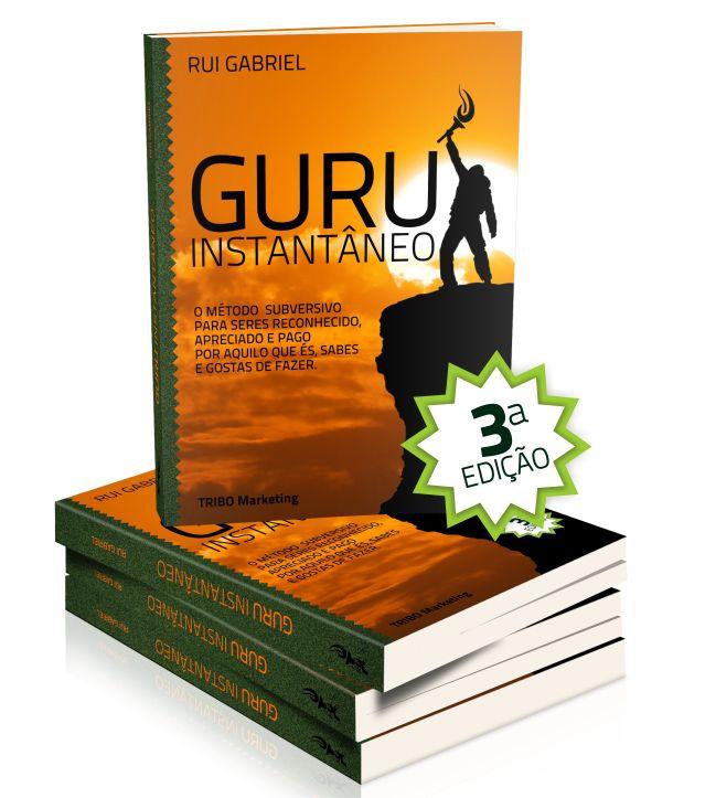 """Você sabe o que é """"Guru""""?... É alguém que sabe muito acerca de um assunto e que ensina outros. """"Guru"""" significa: """"Aquele que ilumina"""", que dissipa a escuridão... """"aquele que mostra o caminho"""". E é isso que vai aprender neste ebook """"GURU INSTANTÂNEO"""" inteiramente GRÁTIS que te ofereço agora como um PRESENTE. Faça o download aqui https://goo.gl/WpZcef AGORA!"""