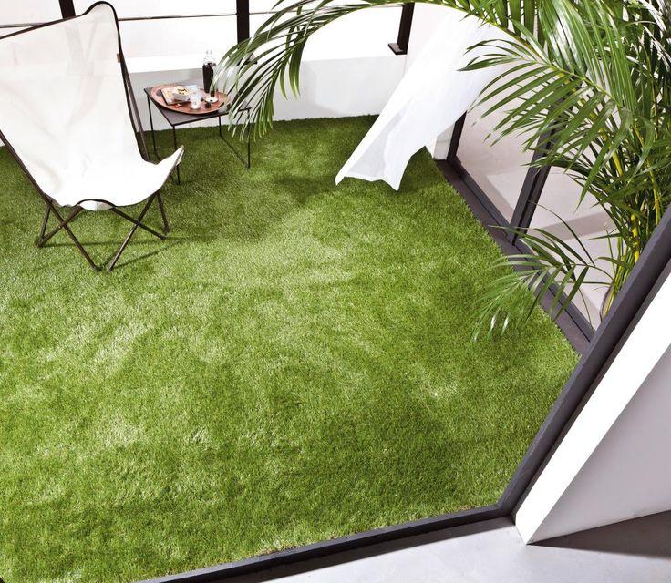 les 25 meilleures id es de la cat gorie gazon synth tique sur pinterest salon de jardin. Black Bedroom Furniture Sets. Home Design Ideas