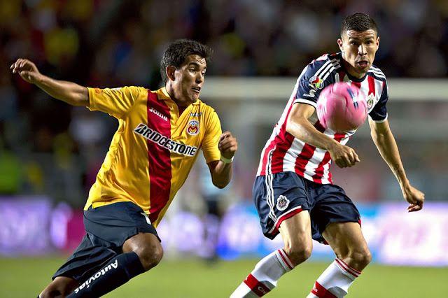 Mira Chivas de Guadalajara vs Morelia en vivo: http://www.envivofutbol.tv/2015/09/chivas-de-guadalajara-vs-morelia-en.html