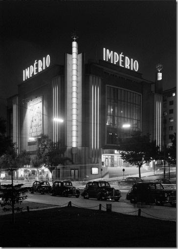 Cinema Império em 1952