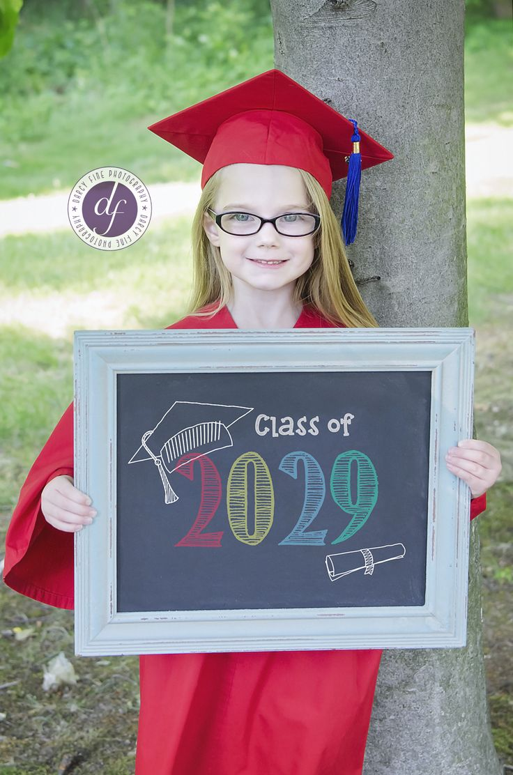 Darcy Fine Photography | Preschool Graduation Photography ideas | 5 year old…