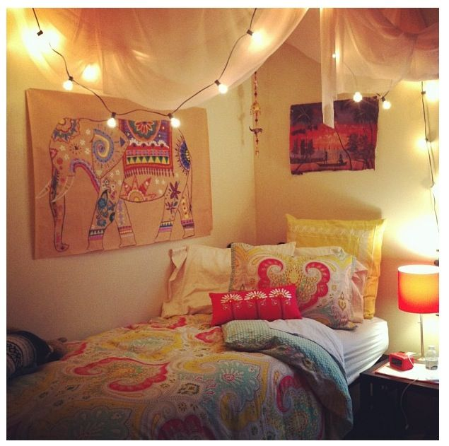Hope my dorm room turns out like this