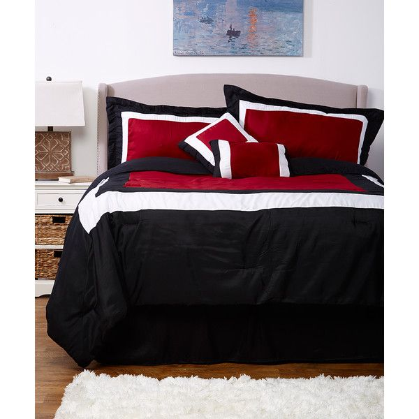 the 25 best red and black bedding ideas on pinterest red bedroom decor red bedrooms and red bedroom themes