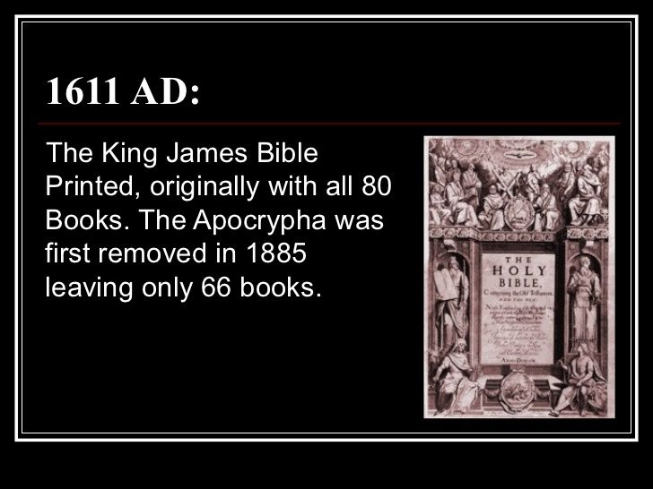 Hands down the 1611 Authorized Version of the King James Bible with The Apocrypha is the BEST and most complete Bible out there. The original contains all 80 books which should have remained in ALL King James Bibles. The Apocrypha contains much more Biblical insight and history I feel was taken out to keep us from certain knowledge. This version is a MUST have if you ask me!