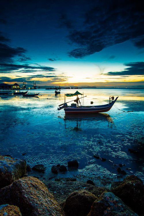 photography sky landscape water nature ocean sunset my boat vertical