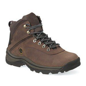 FEATURES of the Timberland Men's White Ledge Mid Waterproof Boot Premium full-grain waterproof leather upper provides protection to keep feet dry and comfortable in any weather Waterproof seam-sealed ...