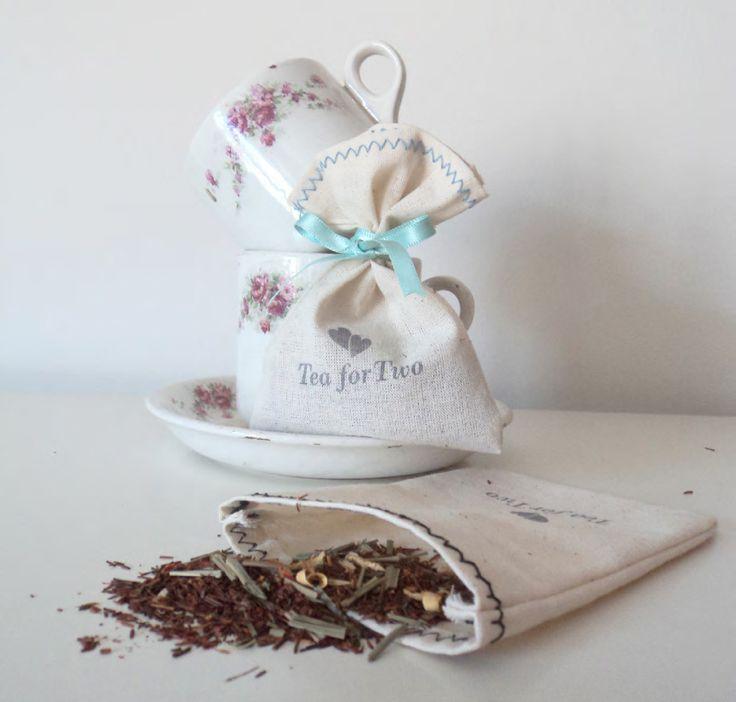 Tea for two /// Chá para dois