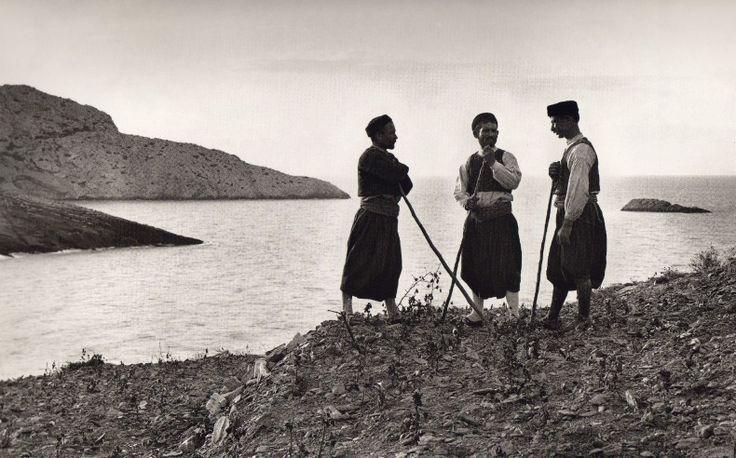 fred boissonnas (1903-1930) Ios