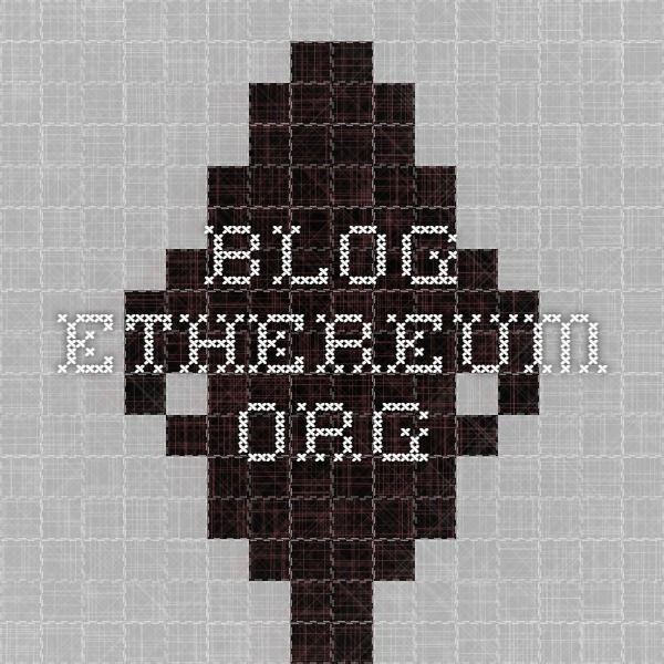 blog.ethereum.org