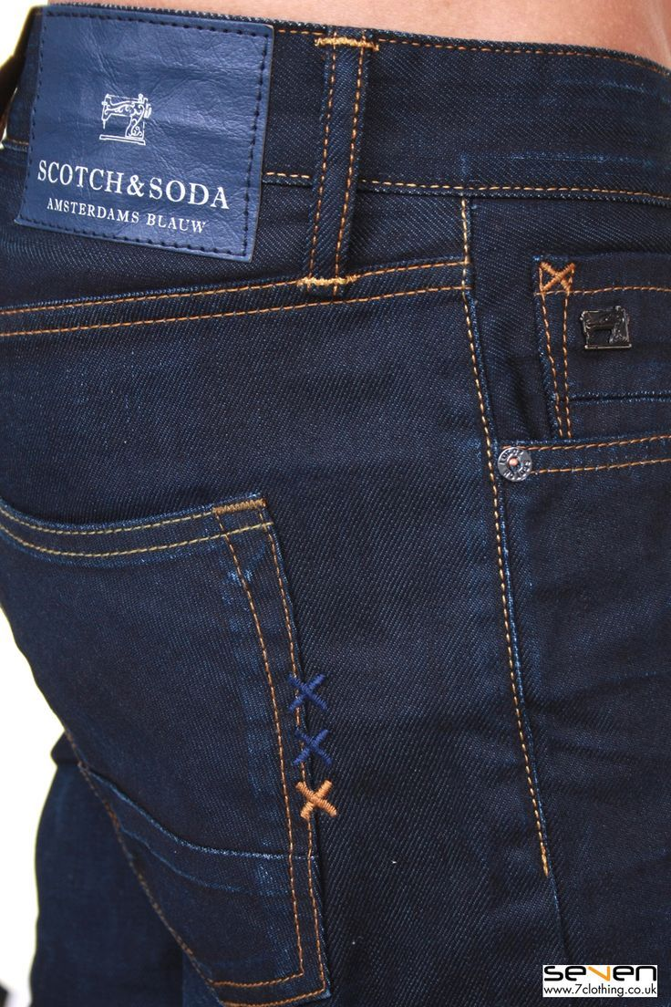 scotch&soda denim detail - Google'da Ara
