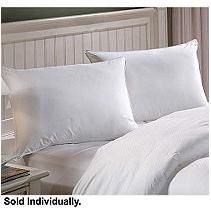 Resort Collection Goose Down Pillow - White