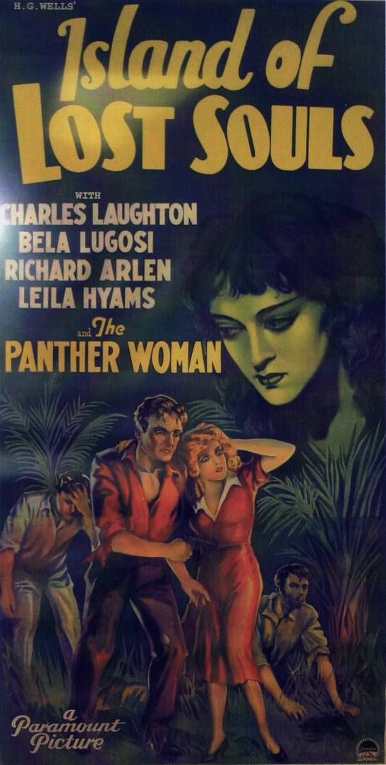 "pulp flesh — Island of Lost Souls (1932) ""Are we not men?"""