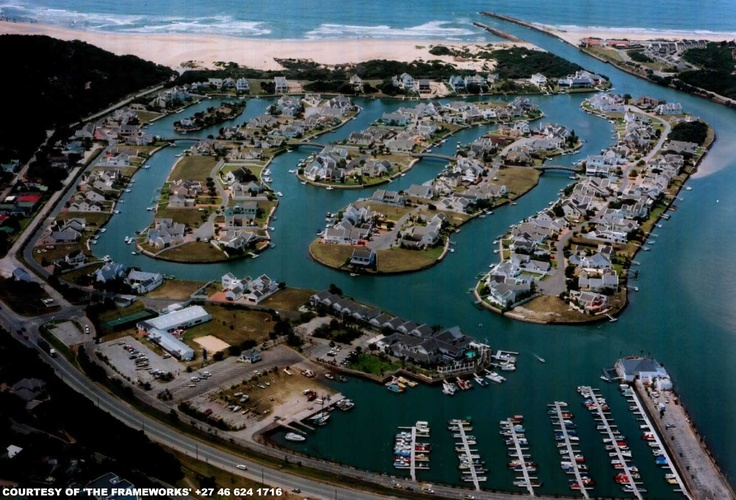 Marina, Port Alfred, Eastern Cape, South Africa