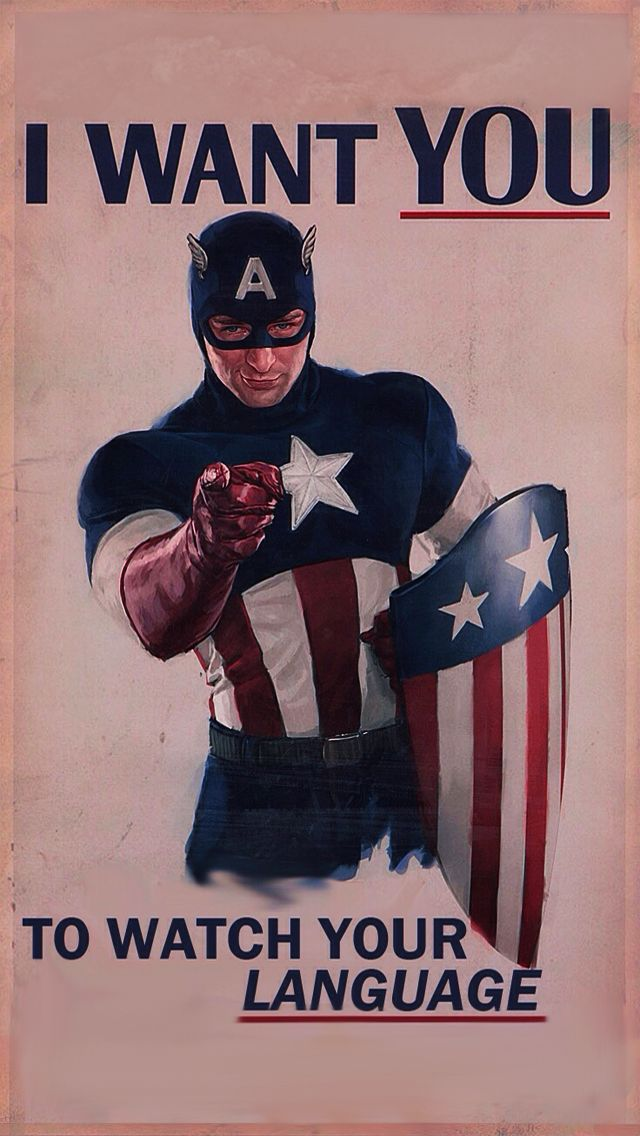 Captain America Wallpaper iPhone 5