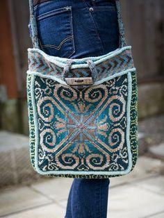 Sipalu Bag - Knitting Patterns and Crochet Patterns from KnitPicks.com: