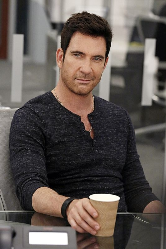 2015 People's Choice Awards Nominations: Dylan McDermott
