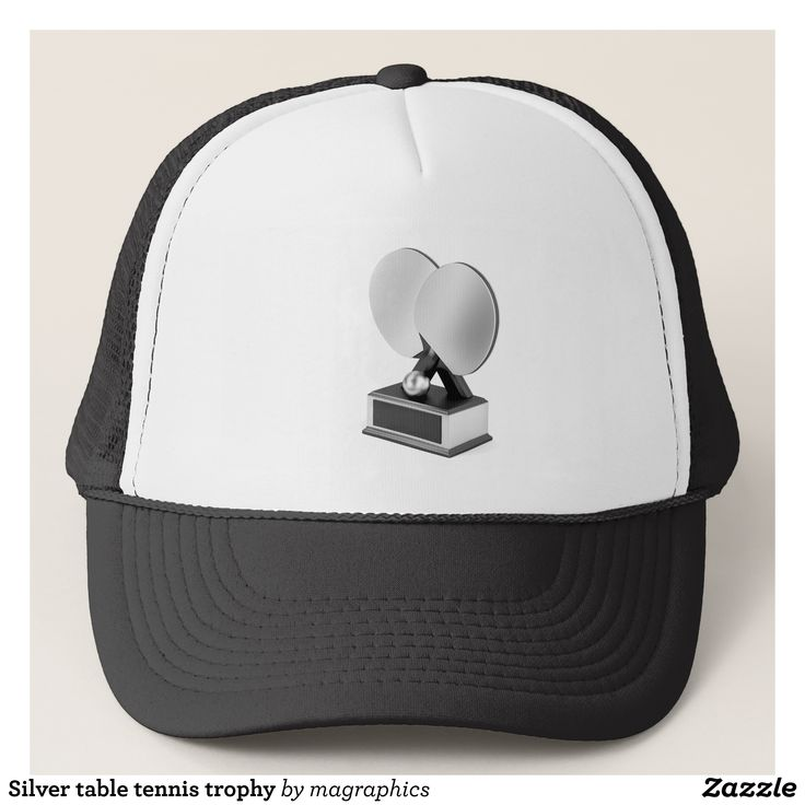 Silver table tennis trophy trucker hat - Urban Hunter Fisher Farmer Redneck Hats By Talented Fashion And Graphic Designers - #hats #truckerhat #mensfashion #apparel #shopping #bargain #sale #outfit #stylish #cool #graphicdesign #trendy #fashion #design #fashiondesign #designer #fashiondesigner #style