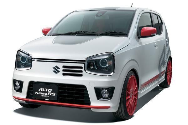 #Suzuki #Alto RS #Turbo Revealed read more : http://bit.ly/1xuv7nK
