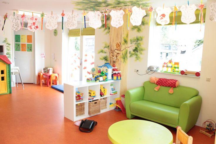 interieur kinderopvang | KDV De Regenboogjes - Kinderopvang Doortje