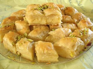 Desert Candy حلويات الصحراء: A Baklava Worth Searching For