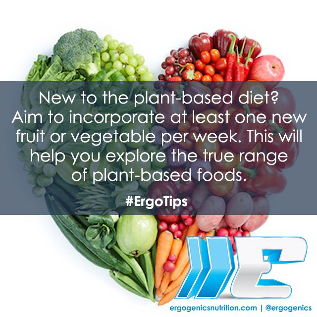 An #ErgoTips that will help you get the most out of your #plantbased lifestyle!
