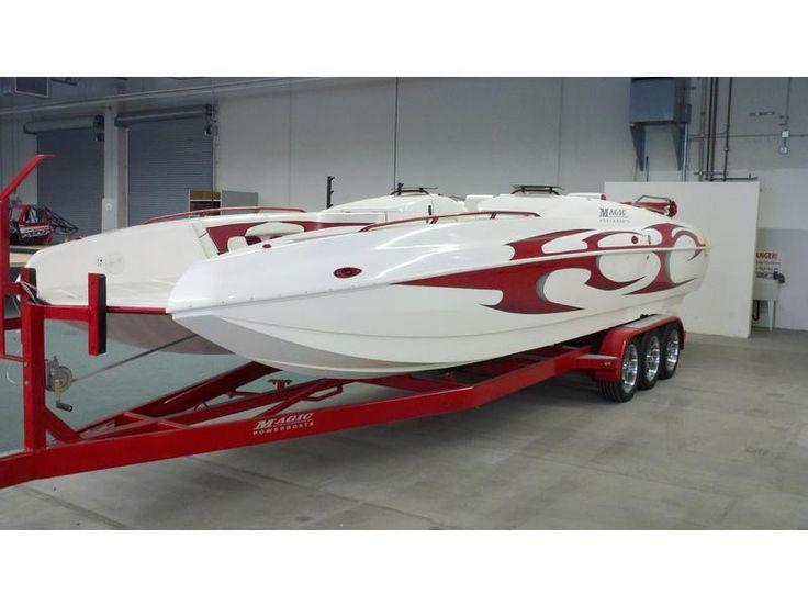 2003 Magic 28 Deck boat powerboat for sale in Arizona