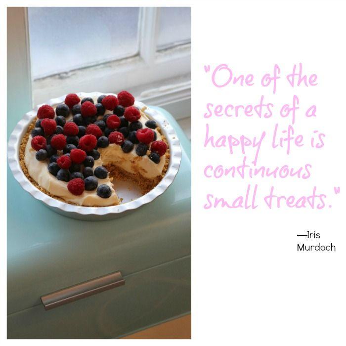 Fruits pie
