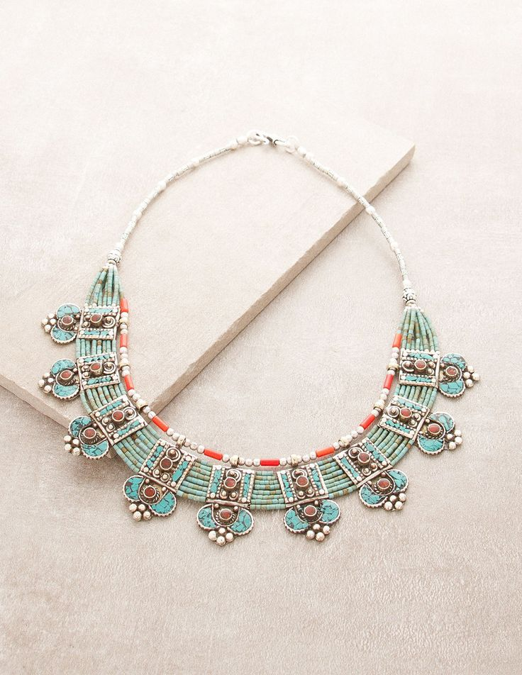 Tibetan Ananda Necklace