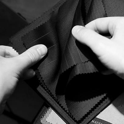 Canali currently offers a choice of over 500 fabrics for Su Misura garments  #madetomeasure #fabric #stores #service #mensfashion #menstyle #canali #canali1934