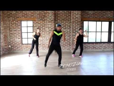 Zumba-Mas Ritmo Fitness PRINCIPIANTE 2 con Gabriel Tristan | RITMOZUM FITNESS - YouTube
