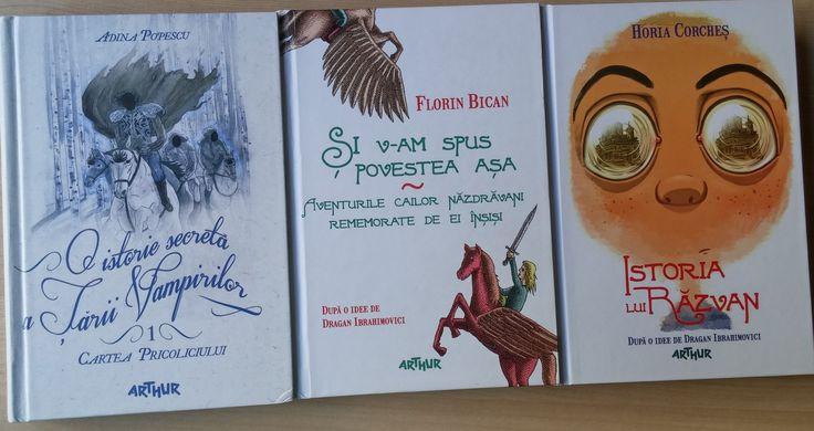 Un articol-sinteză cu multe titluri de romane pentru copii și adolescenți, numai bune de pus sub brad lângă dulciuri și alte cadouri frumoase.