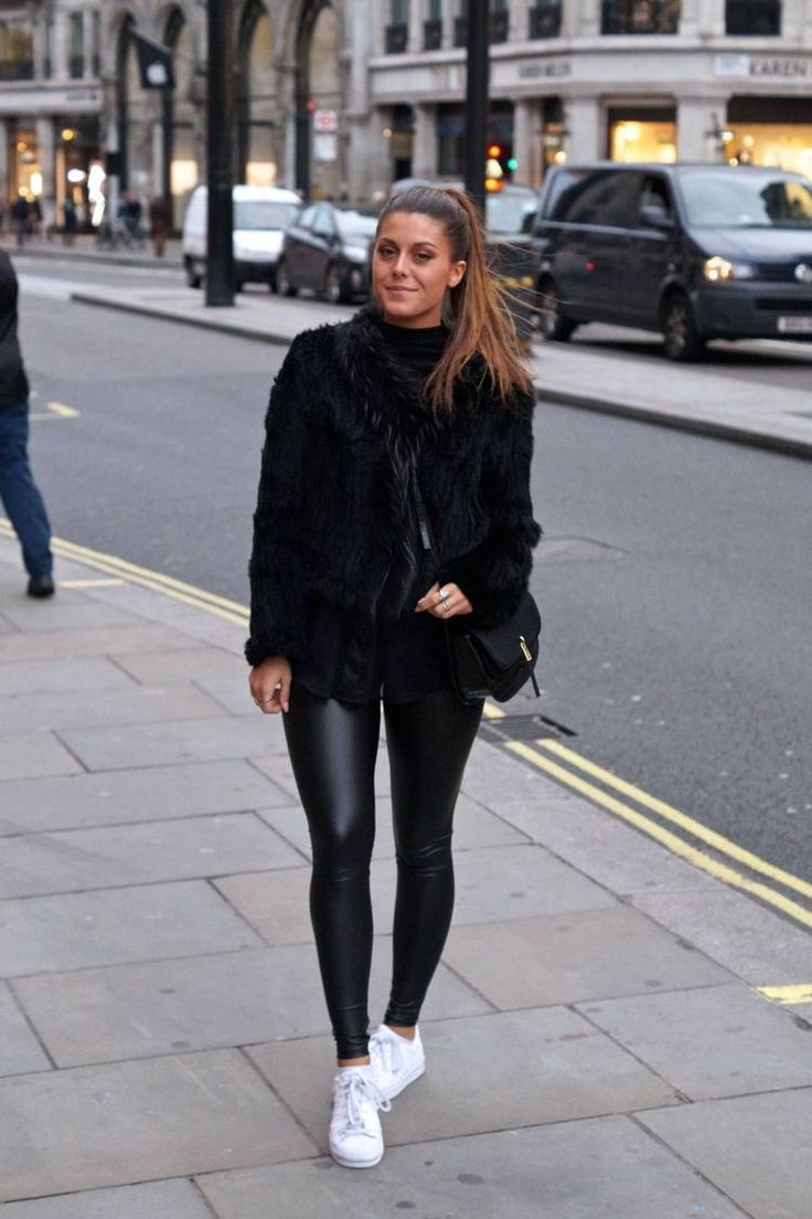 Dress in london style