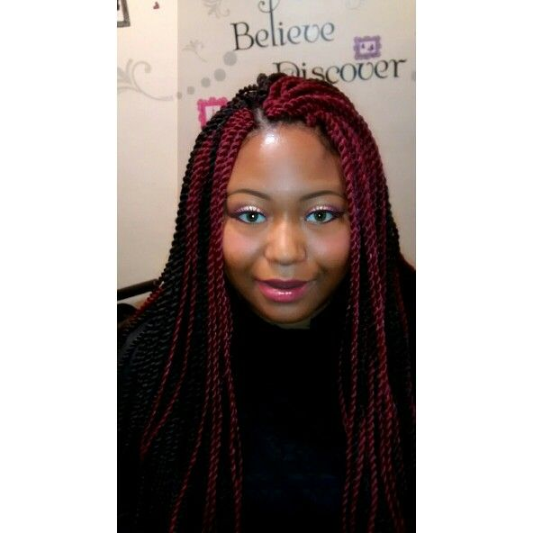 Best 20 senegalese twist crochet braids ideas on for Crochet braids salon