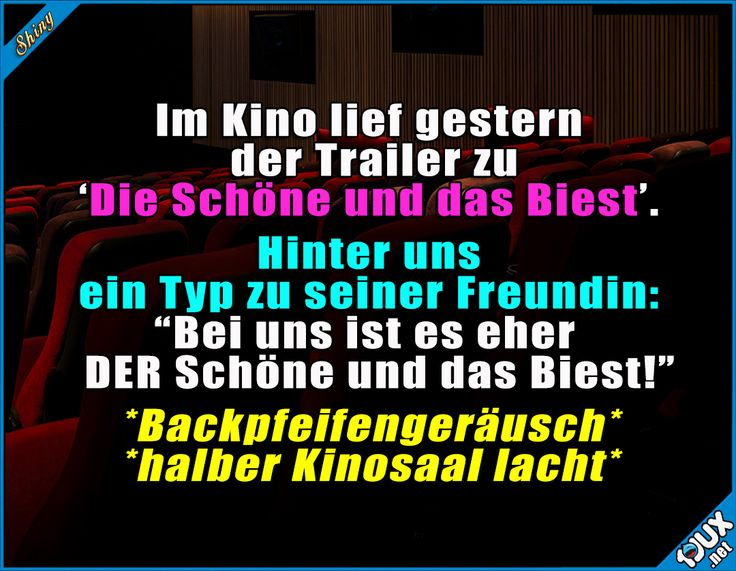 Der Schöne und das Biest! ^^'  #DieSchöneunddasBiest #lustig #Sprüche #Humor #lustigeSprüche #Memes