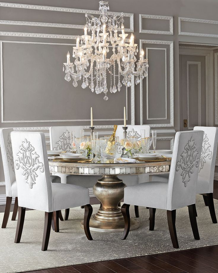 23 Best Images About Dining Room Black White Missoni: 25+ Best Ideas About Large Dining Tables On Pinterest