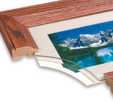 how to make picture frames without a router
