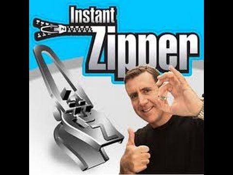 Instant zipper - Fix Any Zipper - The Instant Solution for Broken Zippers Great product chep and doing is thing  Chack out this solution from a top rated sellers that will keep you satisfied from your decision..  Ebay Top Rated Seller - http://34.gs/x1mv Aliexpress Top Rated Seller - http://34.gs/nmye