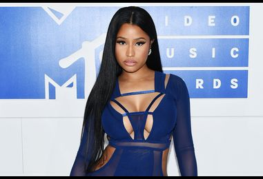 42 Times Nicki Minaj Dropped Sports Bars