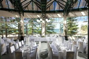 Seasalt Conservatory Daytime Wedding Reception Venue in Terrigal NSW Australia