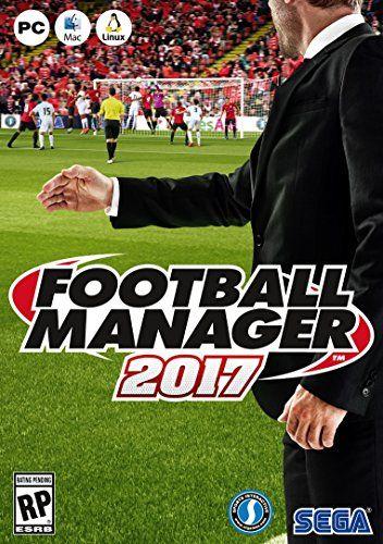 Football Manager 2017 - Mac [Online Game Code] Sega
