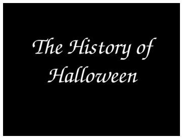 "FREE SOCIAL STUDIES LESSON -  ""FREE Halloween PowerPoint Activity: The History of Halloween""  4th - 12th grade   #FreeLesson  # Social Studies   #Halloween   http://www.thebestofteacherentrepreneurs.net/2013/10/free-social-studies-lesson-free.html"