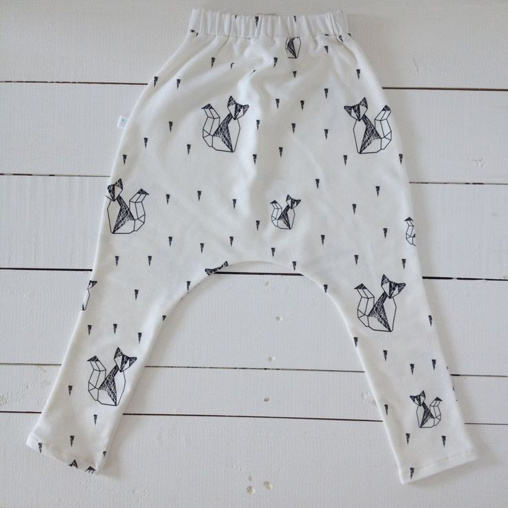ECO LEGGINGS BAGGY by FamStyle on Etsy